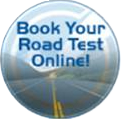 Book your road test online